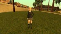 Marie Rose Schoolgirl
