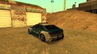 Audi A6 C8 Federal Tax Police Service