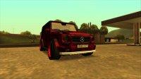 Mercedes-Benz G55 MAFIA AMG