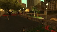 Парк у больницы