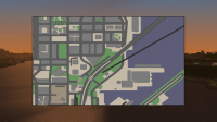 Chinatown Wars Style Radar