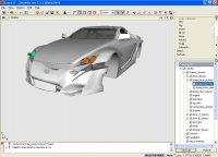 Скриншот к файлу: ZModeler 2.1.1 (Build 946)
