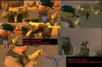 Скриншот к файлу: New Uzi Gold & Silver Versions