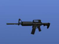 Скриншот к файлу: Butterhole's Swat M4 Re-Edit (AR-15)