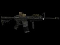 Скриншот к файлу: Act of Valor - M4A1