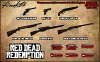 �������� � �����: RDR Weapons