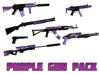 �������� � �����: Purple Weapon