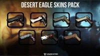 Скриншот к файлу: CSGO Desert Eagle Skins Pack