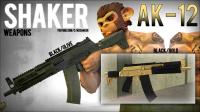 Скриншот к файлу: AK-12 Pack