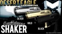 Скриншот к файлу: Desert Eagle Pack