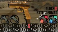 Скриншот к файлу: Glock 17 Extended Mag