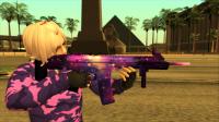 Скриншот к файлу: Rules of Survival ACR Twilight