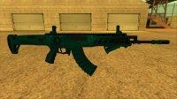 Скриншот к файлу: Warface AK-Alpha