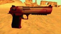 Скриншот к файлу: Pink Desert Eagle