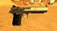 Скриншот к файлу: Desert Eagle Silver Smoke