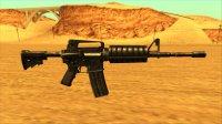 Скриншот к файлу: M4A1 Assault Rifle