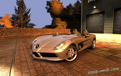 2010 Mercedes Benz SLR McLaren Stirling Moss [EPM]