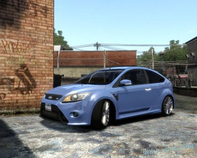 2009 Ford Focus RS v1.0