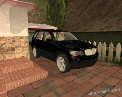 BMW X5 version 2.0