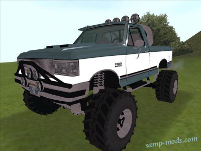 Ford F150 Off-Road