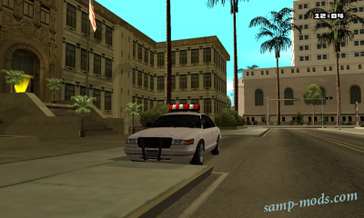 GTA IV Beta Police Cruiser