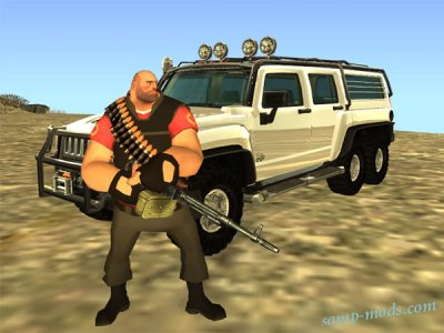 Team Fortress 2 Skin - Heavy