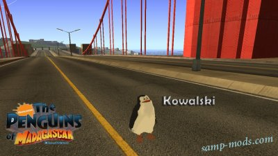 Kowalski (The Penguins of Madagascar)