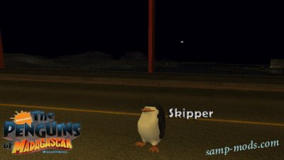 Skipper (The Penguins of Madagascar)