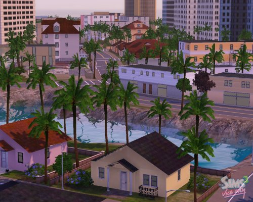 Релиз бета-версии The Sims 3 - Vice City