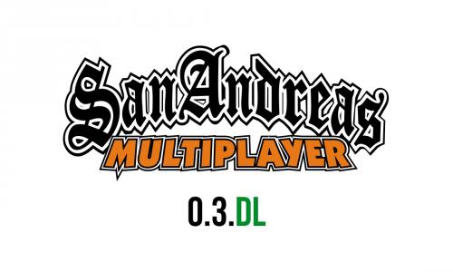 Вышел SA-MP 0.3.DL